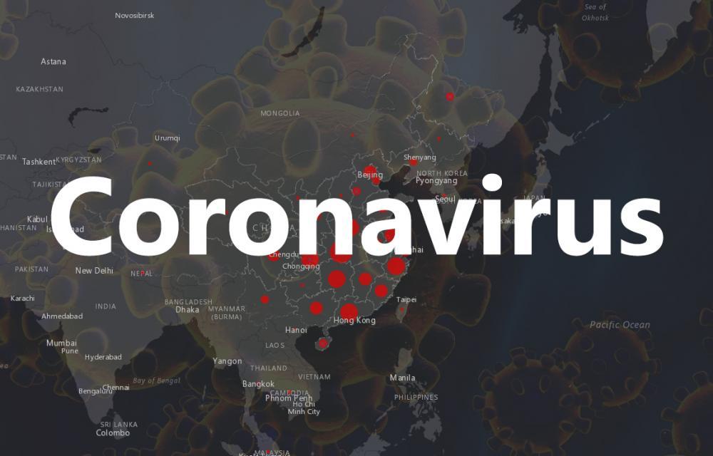Coronavirus dashboard