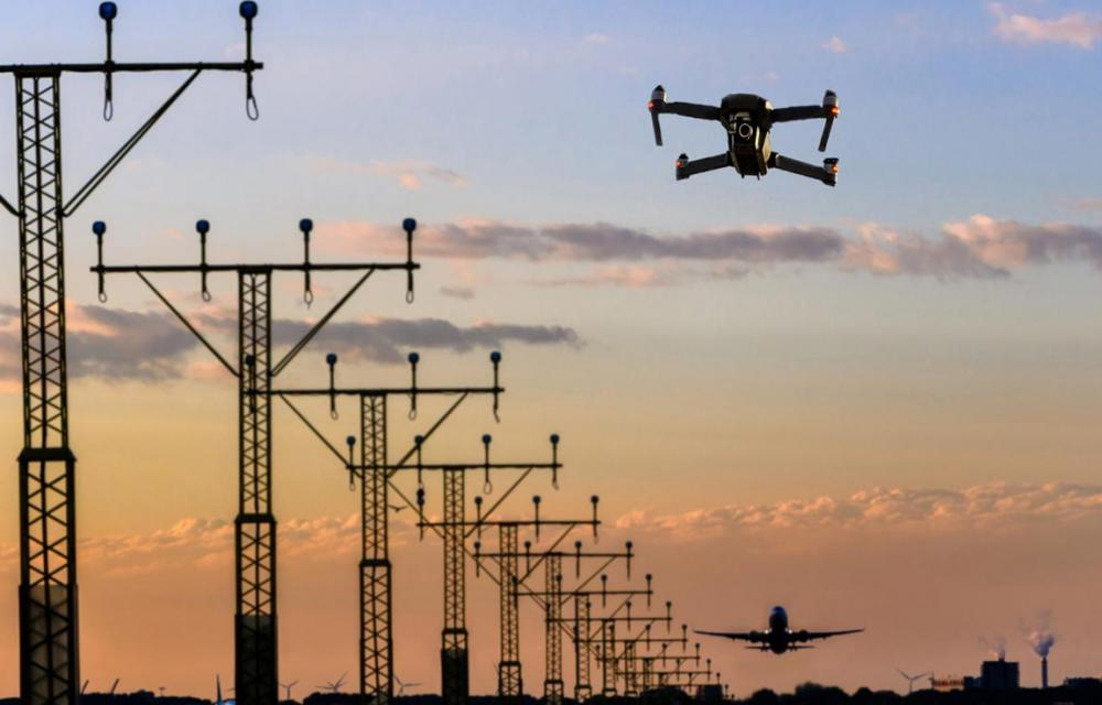 Heathrow Airport Anti-Drone