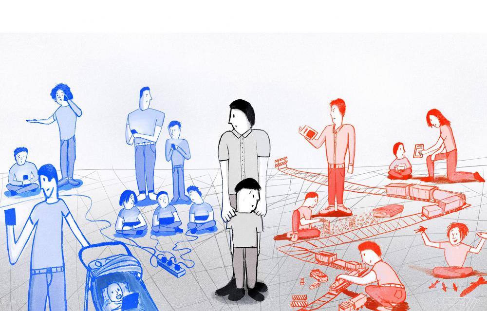 Human Screenome Project Smartphones ScreenTime