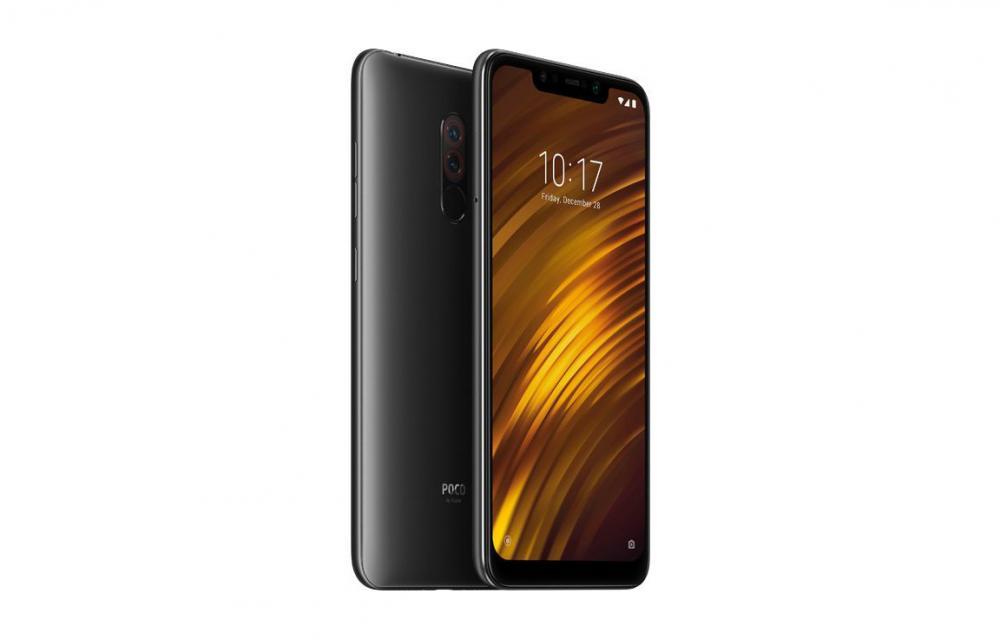 Pocophone F1 Android 10 MIUI 11