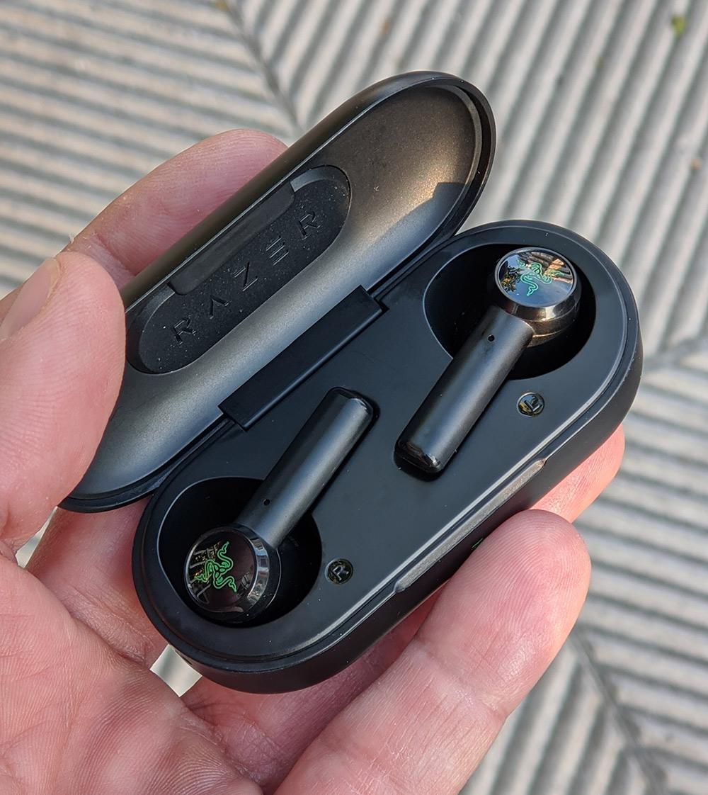 Razer Hammerhead: True Wireless ακουστικά με Gaming Mode που εκμηδενίζει το latency