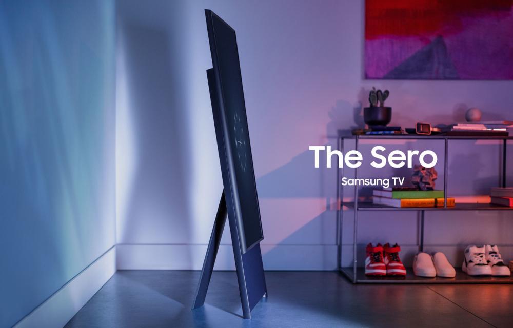 Samsung The Sero CES 2020