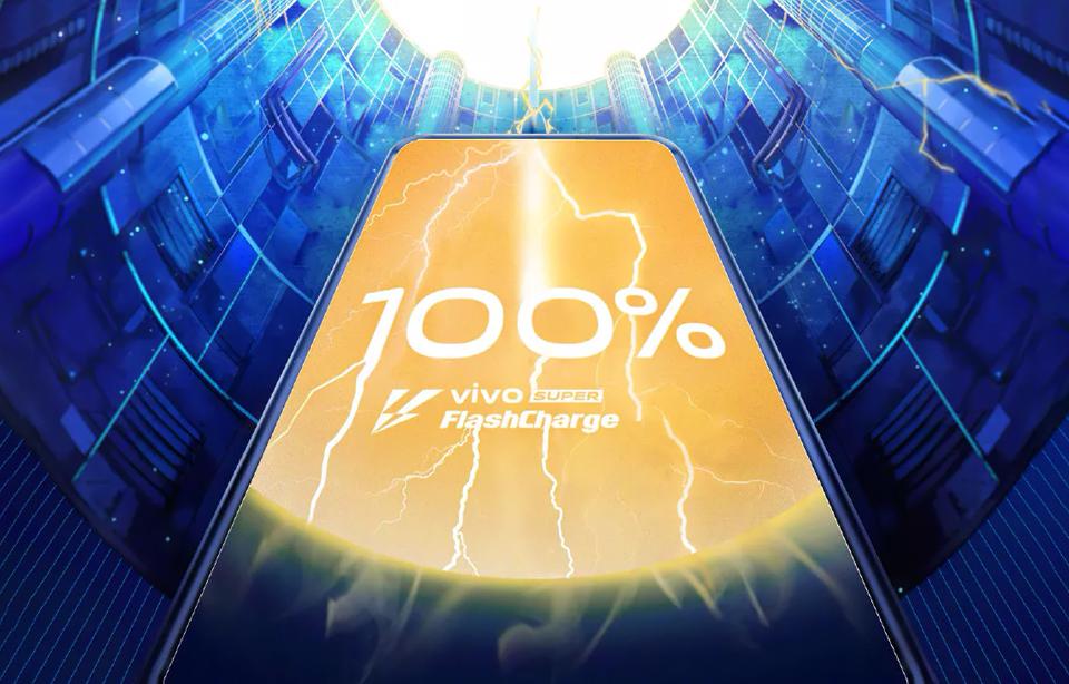 Vivo Super FlashCharge 55W or 120W Trade