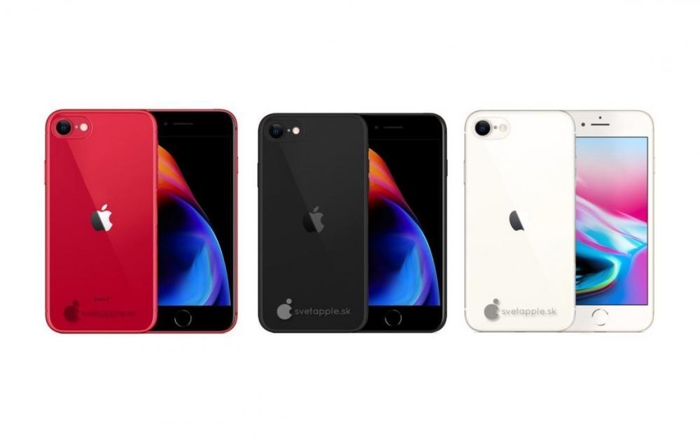 iPhone SE 2 iPhone 9 Renders Final Design