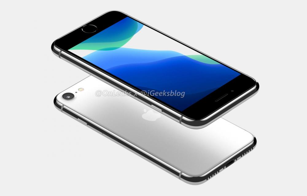 iPhone SE 2 new renders 2020