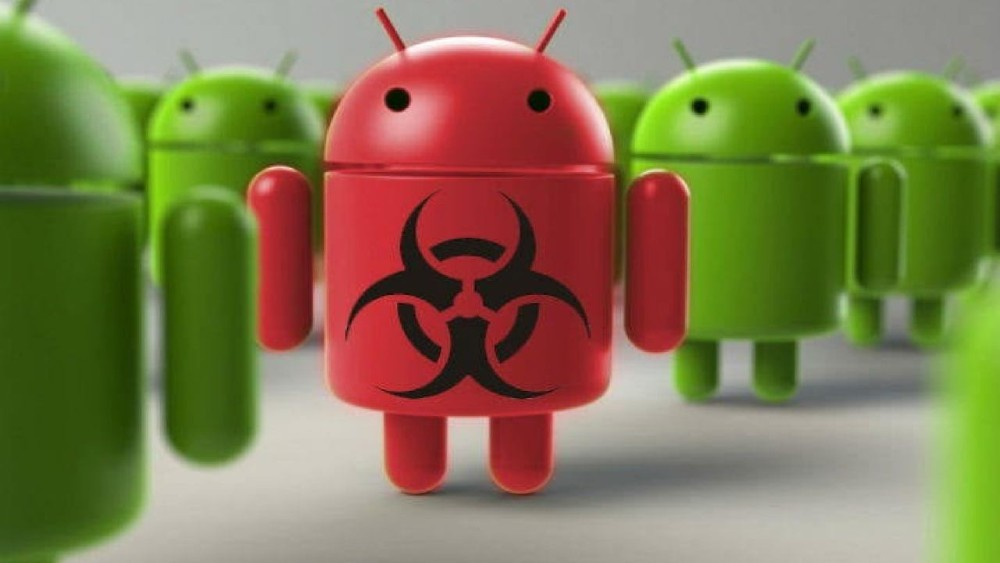 Android Virus Flaw Malware