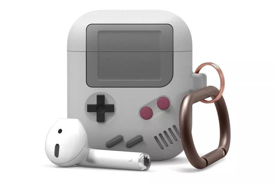 Elago AirPods Game Boy Case