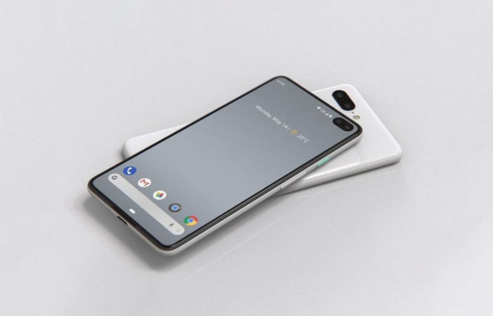 Google Pixel 5 Reverse Wireless Charge