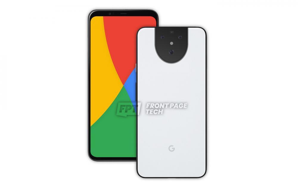 Google Pixel 5 XL New Renders