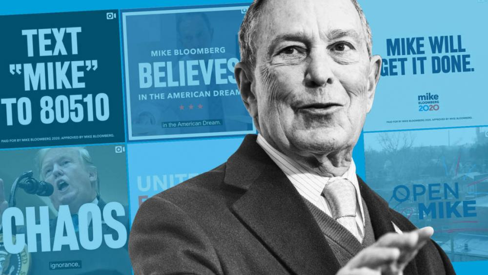Mike Bloomberg Paying Staffers