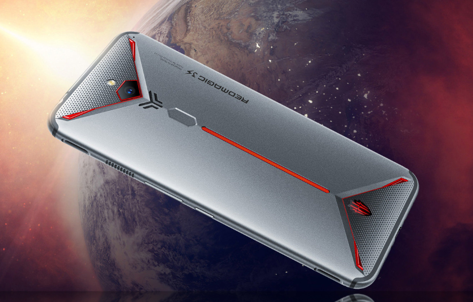 Nubia Red Magic 5G 80W
