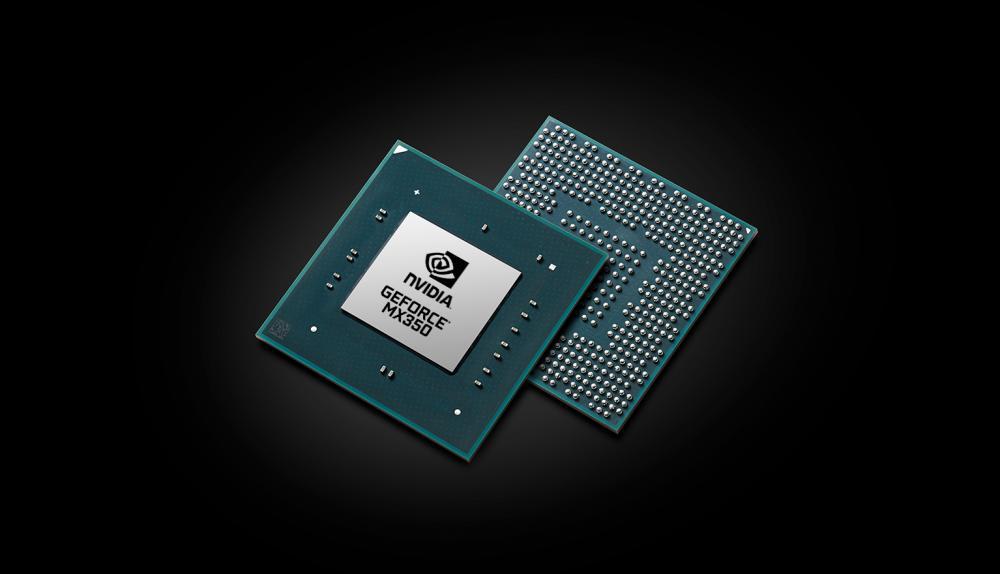 Nvidia MX 350 330