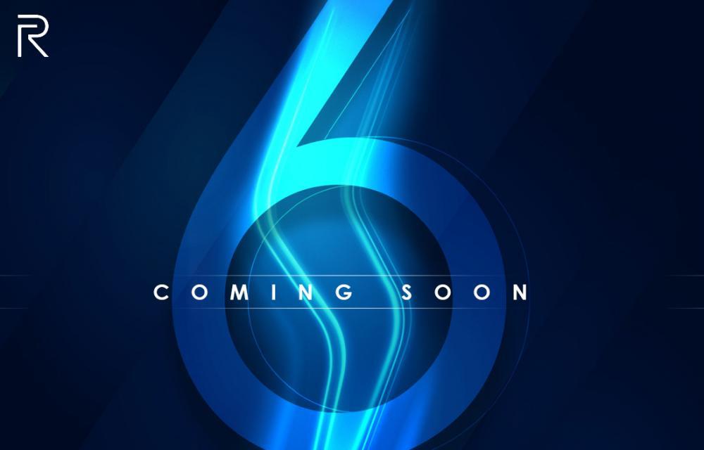Realme 6 6i 6 Pro 5 March