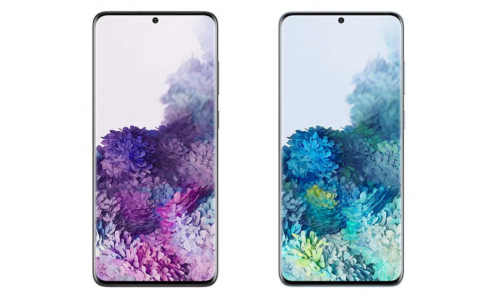 Samsung Galaxy S20+: Επίσημα με οθόνη 6.7