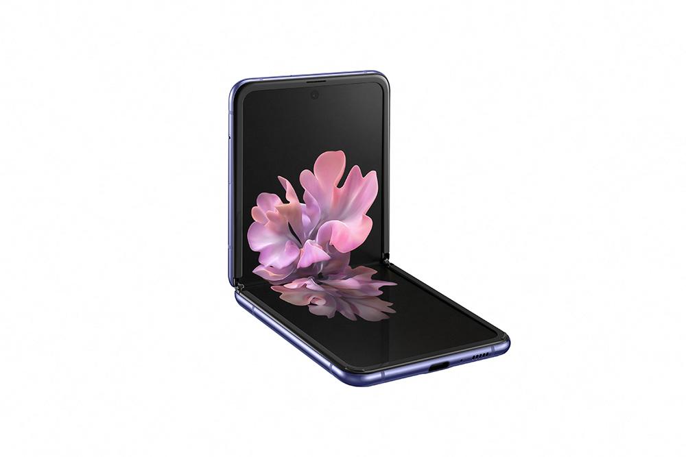 Samsung Galaxy Z Flip: Επίσημα το νέο μικρό foldable smartphone