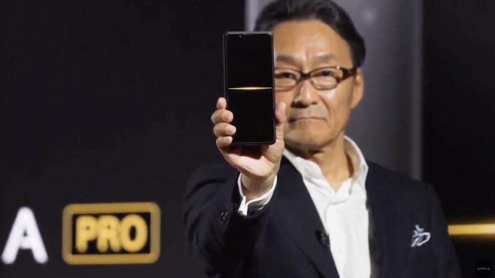 Sony Xperia Pro 5G: Το επαγγελματικό smartphone που εξαφανίστηκε