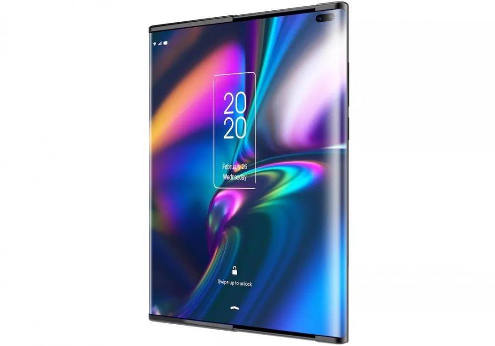 TCL Slide-Out Smartphone to Tablet