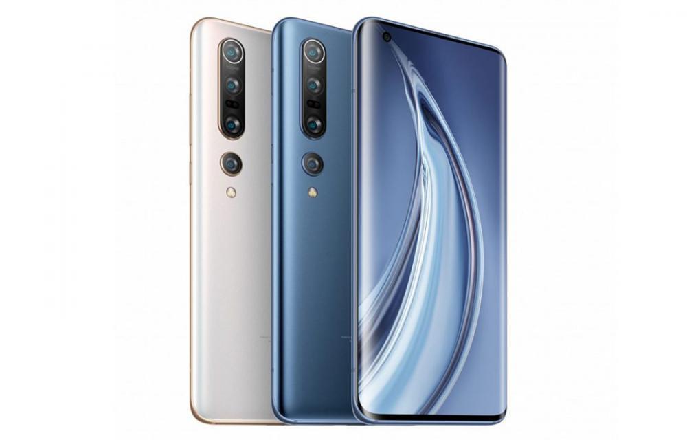 Xiaomi Mi 10 and Mi 10 Pro Official