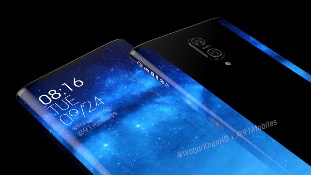 Xiaomi Mi Mix: Foldable μοντέλο με εντυπωσιακά specs θα έρθει το 2021