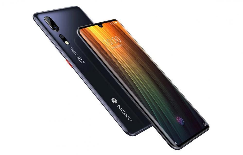 ZTE Axon 10s Pro First World Snapdragon 865 Smartphone