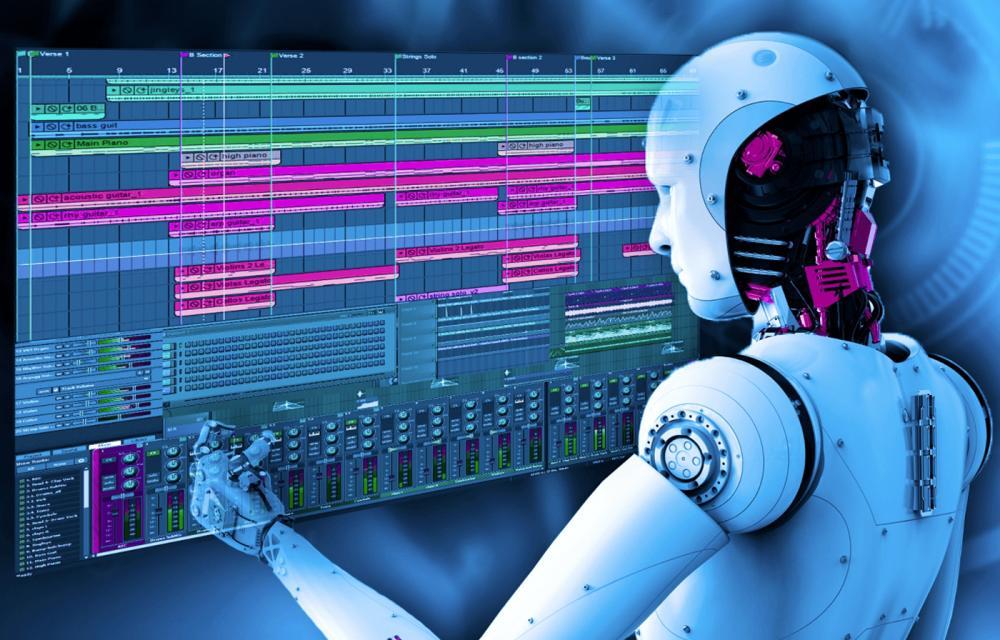 AI MIDI CC0 Melodies Μελωδία
