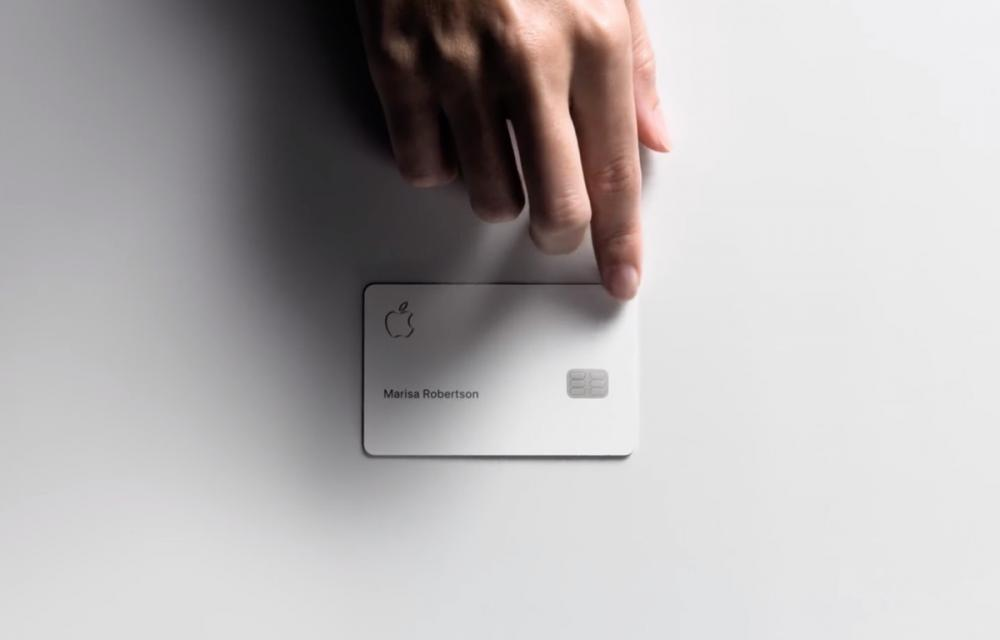 Apple Card iOS 13.4 Privacy
