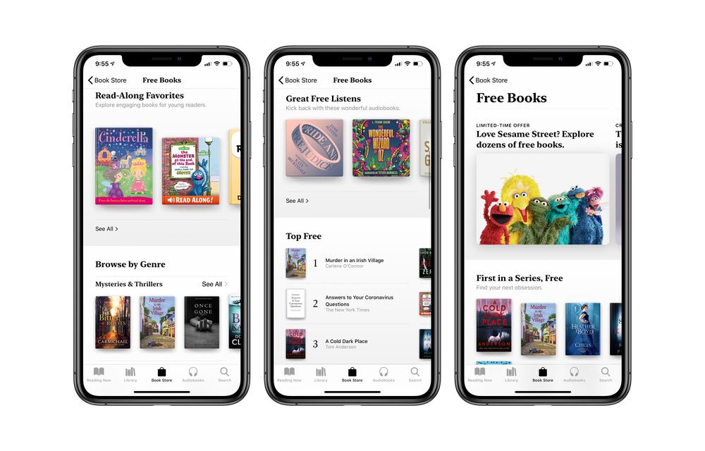 Apple Free Books Audiobooks