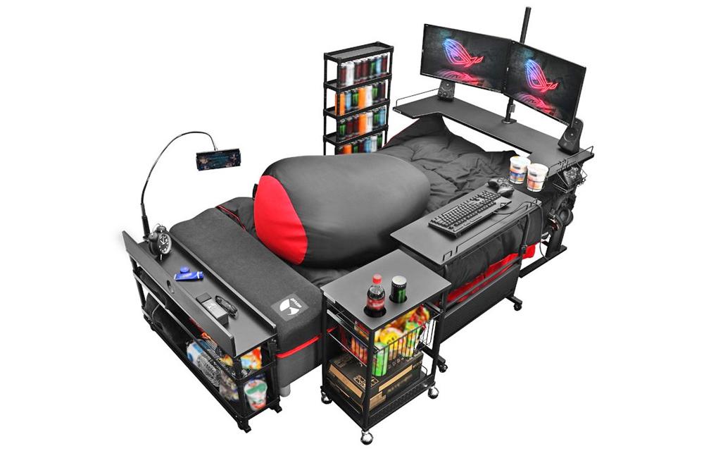 gaming κρεβάτι