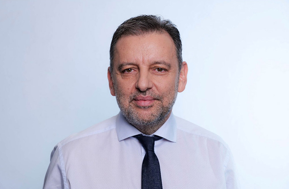 Χάρης Μπρουμίδης Vodafone CEO