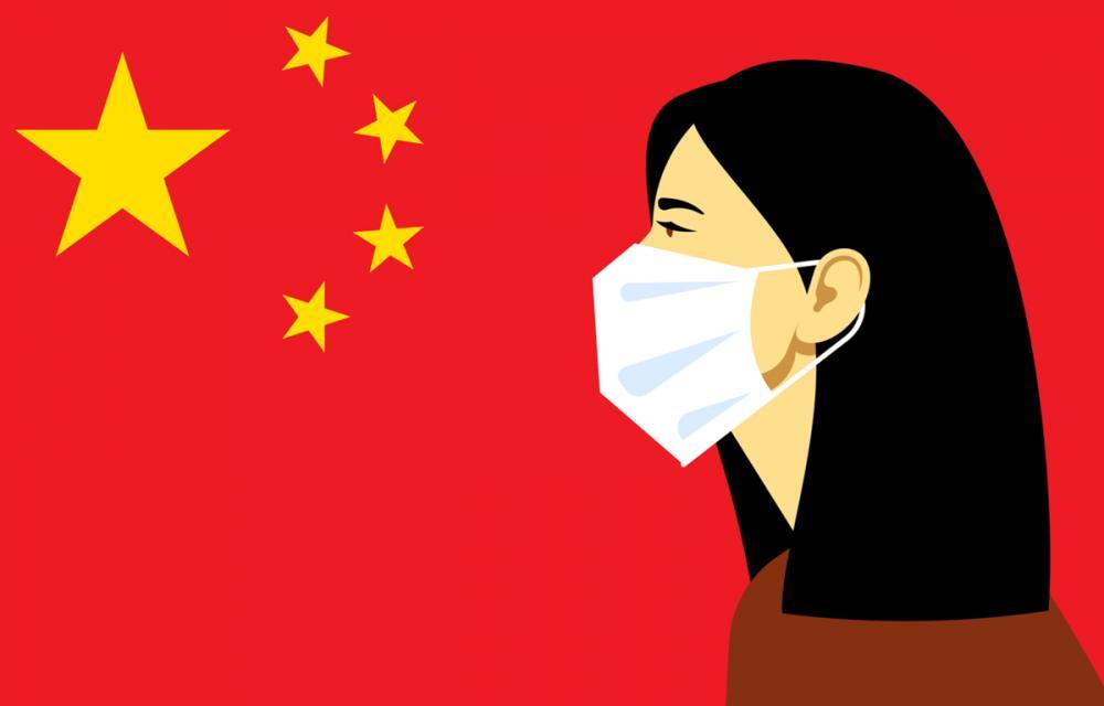 China Coronavirus Negative Content Ban αρνητικού περιεχομένου