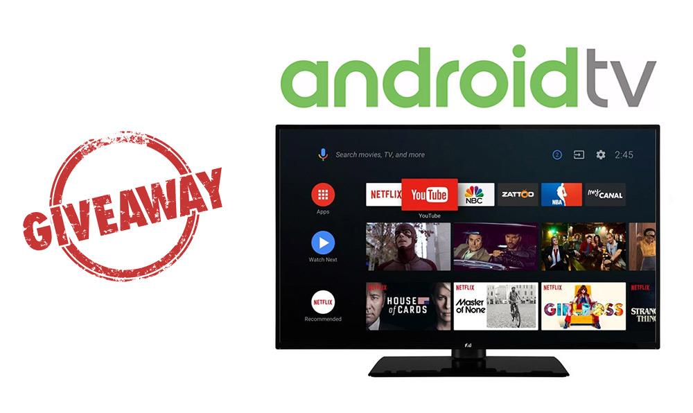 Διαγωνισμός με δώρο μια Android TV 58