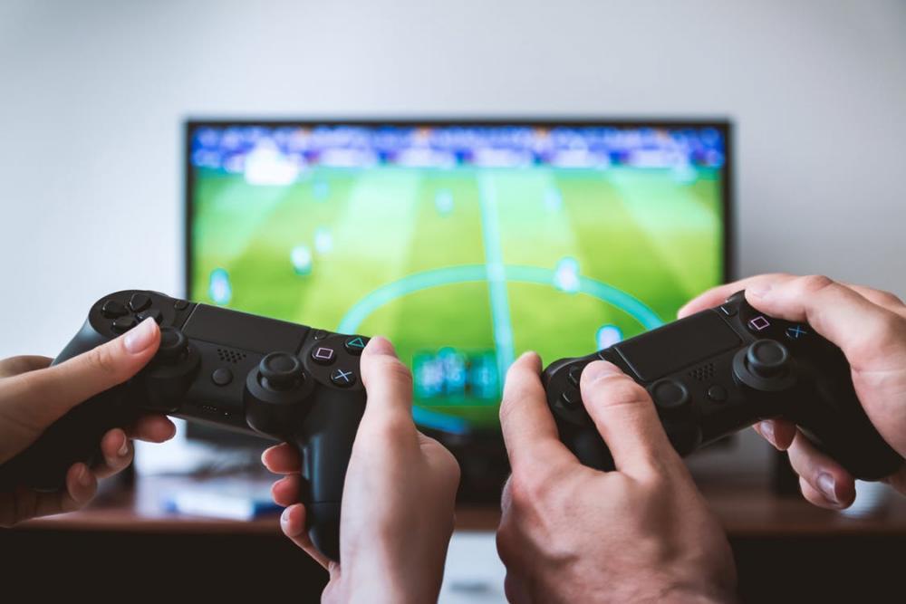 Gaming 75 percent Covid 19 κορονοϊού