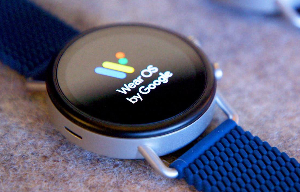 Google Wear OS Health and Fitness