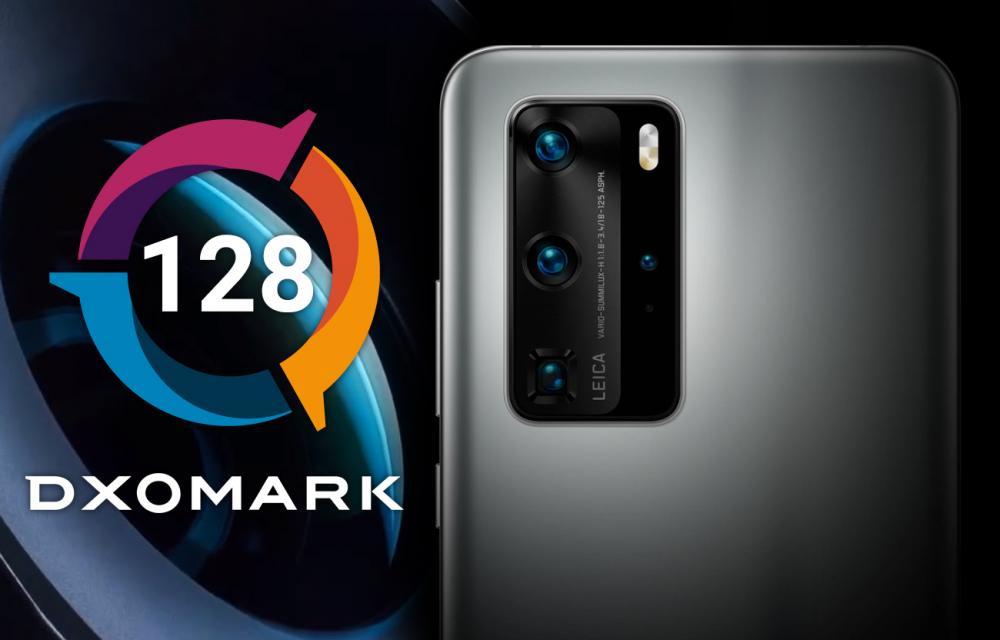 Huawei P40 Pro: Βγαίνει πρώτο στο DxOMark