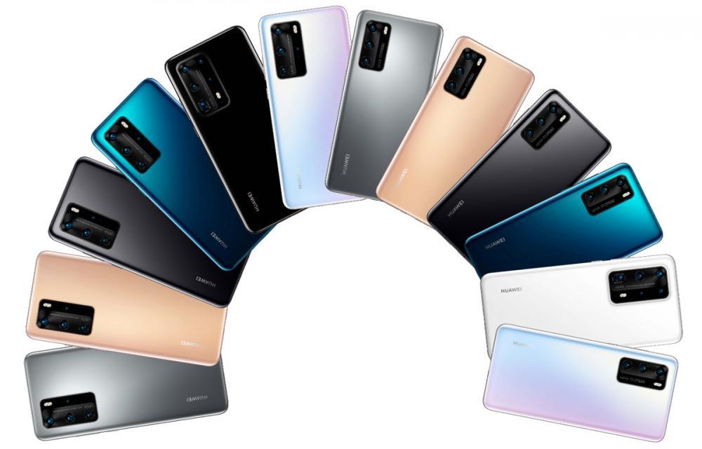 Huawei P40 Video and Image Promo Leak