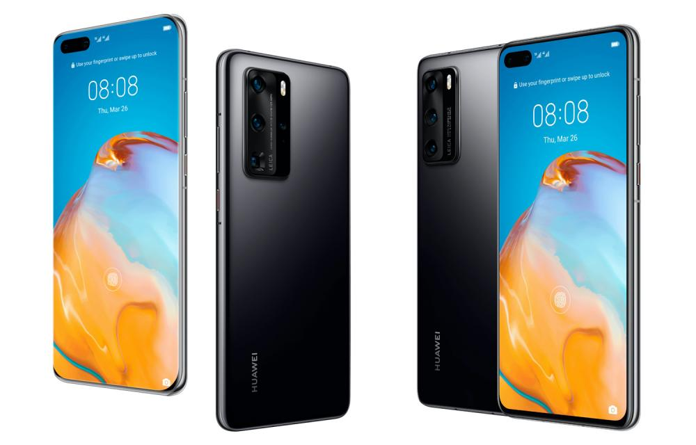 Huawei P40 and P40 Pro Specs