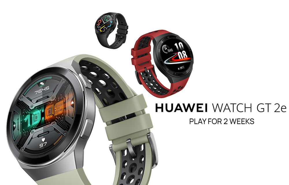 Huawei Watch GT 2e Official 2 Weeks battery