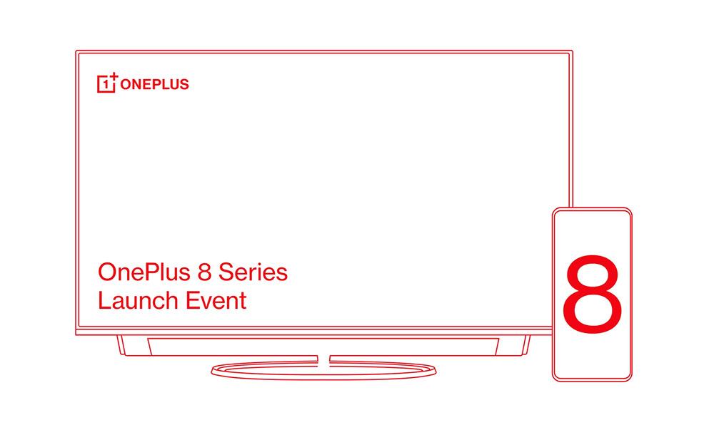 Τα νέα OnePlus 8 ανακοινώνονται 14 Απριλίου και ανυπομονούμε