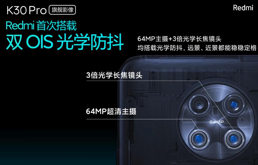 Redmi K30 Pro Price and Camera