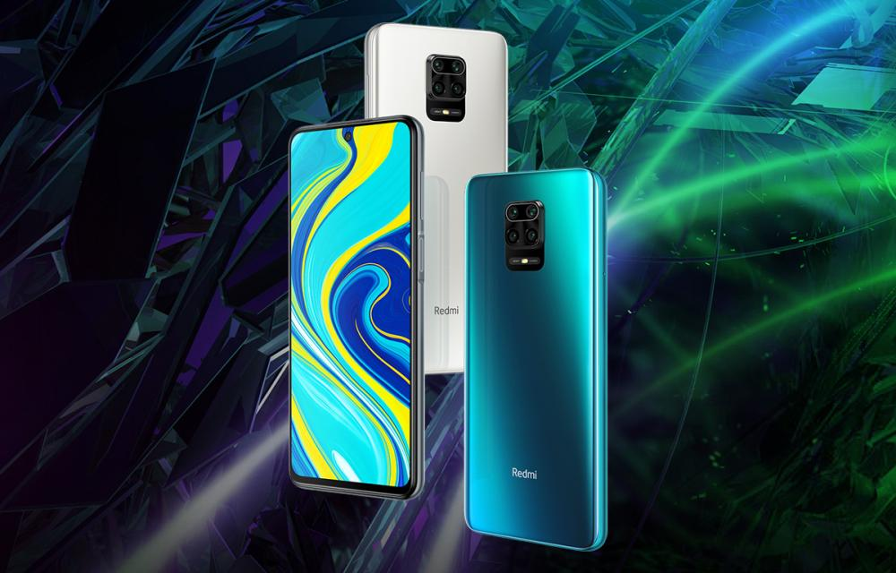 Redmi Note 9 Pro and Note 9 Pro Max Official