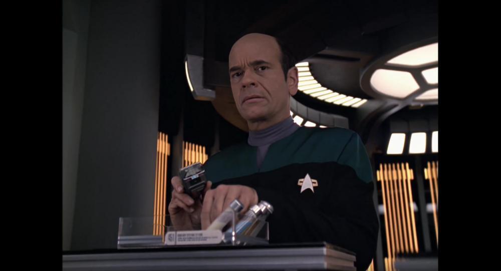 Το Star Trek: Voyager του 1995 έγινε… 4K μέσω AI