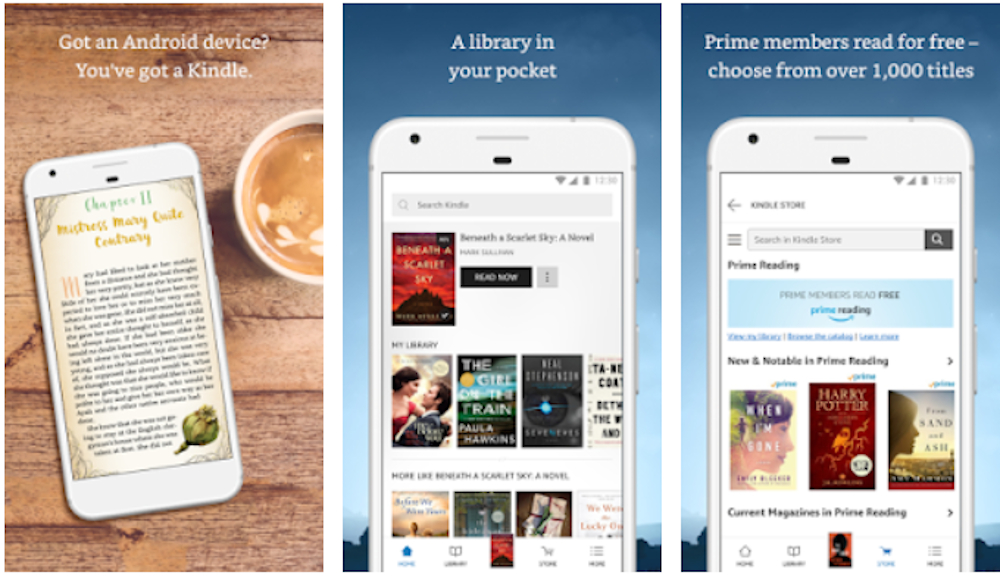 5 Android apps για να το ρίξεις στο διάβασμα