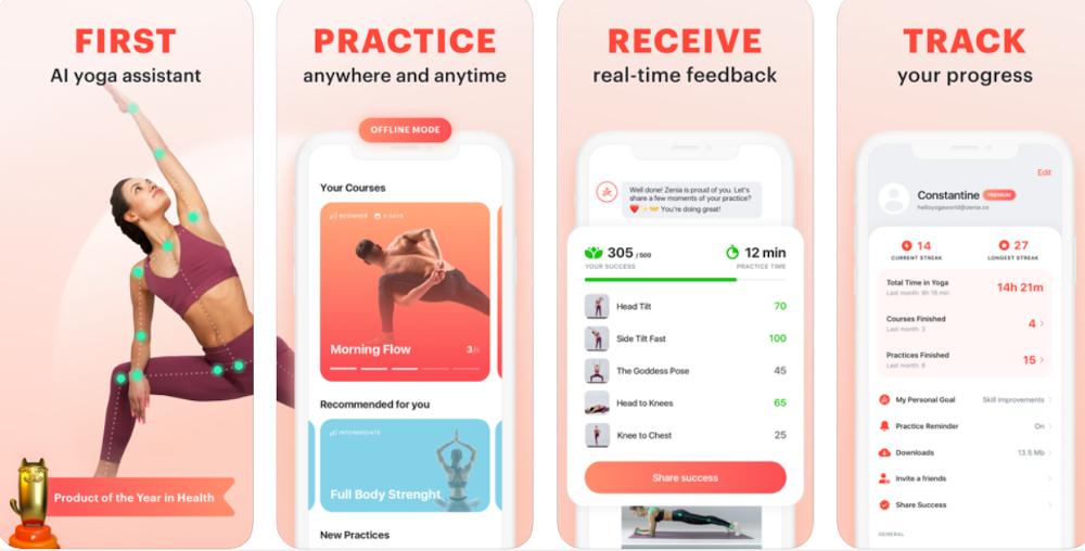 5 fitness και wellness apps για να περνάς χωρίς άγχος την καραντίνα