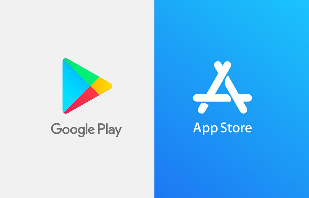 Apple Store Play Store Sales Q1 2020