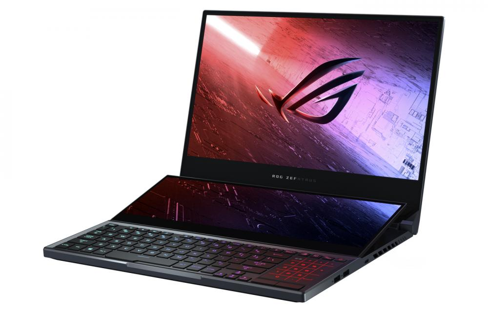 Asus ROG Zephyrus Duo 15 Official