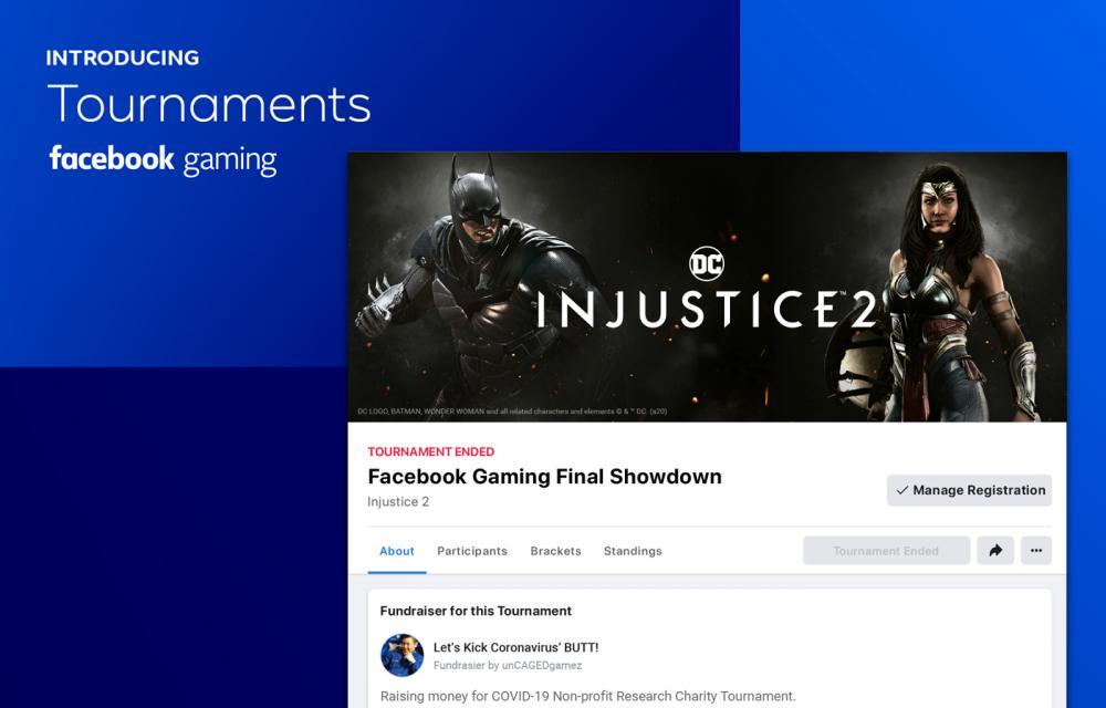 Facebook Gaming Tournaments