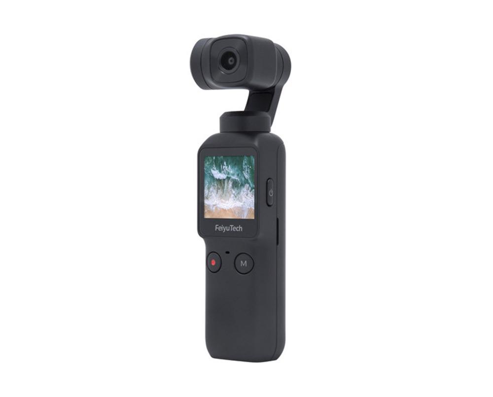 Feiyu Pocket: Νέα κάμερα - gimbal, κλώνος του DJI Osmo Pocket