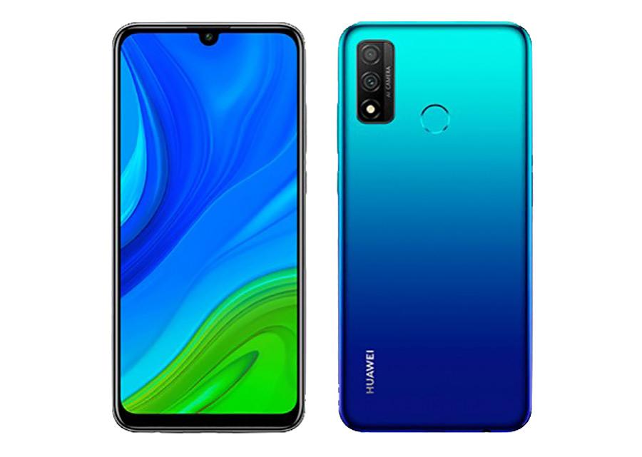 Huawei P Smart 2020 render