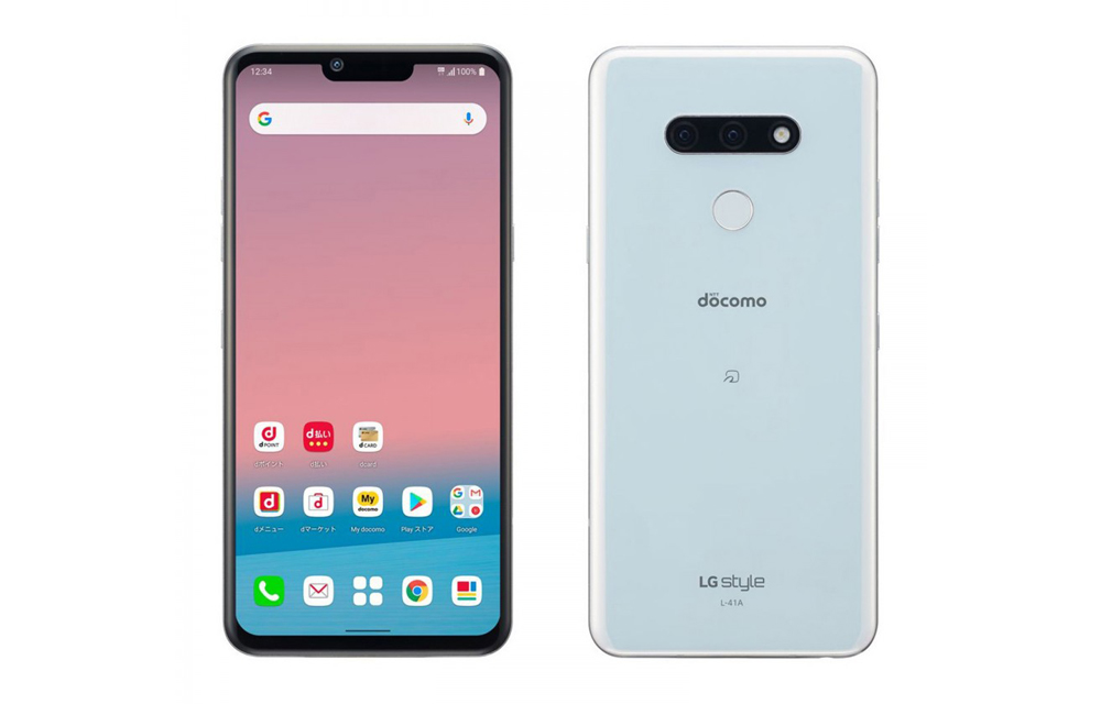 LG Style 3 Official