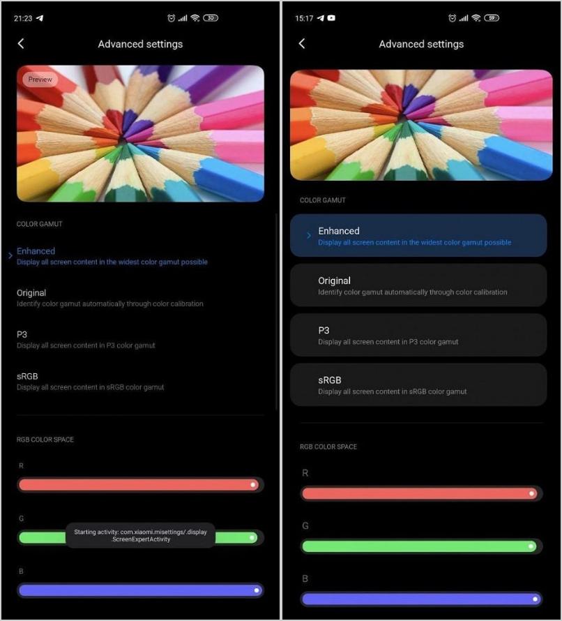 MIUI 12 New UI Xiaomi Leak